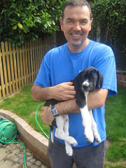 Peter Martin, owner of Petpals Chelmsford