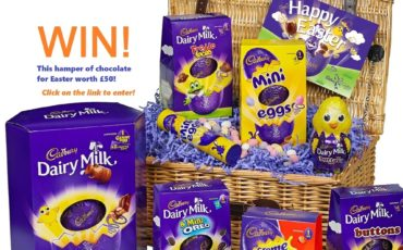 Win this basket of Easter chocolate