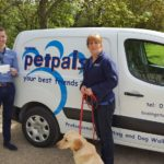 Guide Dogs receive donation