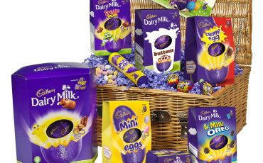 Win this huge hamper of Easter chocolate