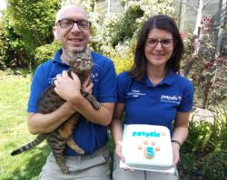 Matt and Louise Wilder from Petpals Romsey and Winchester
