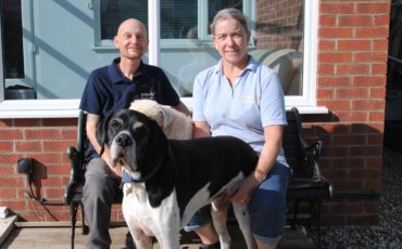 Phil & Bev Haydon owners of Petpals Chelmsford, Maldon and Danbury